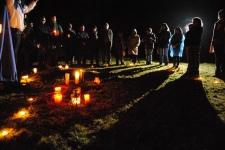 Ritual de Magusto (2011), aberto ao público em geral.